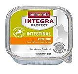 animonda Integra Protect Intestinal Katzen-Nassfutter mit Pute | Diät Katzenfutter | Nassfutter bei Durchfall oder Erbrechen (16 x 100 g)