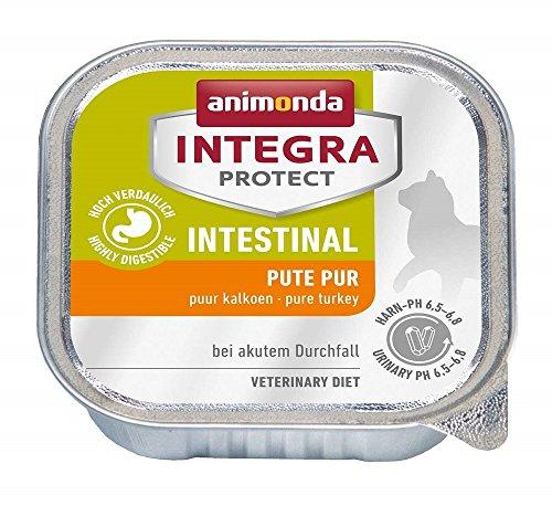 Animonda Integra Protect Intestinal Katzen-Nassfutter mit Pute | Diät Katzenfutter | Nassfutter bei...