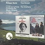 Bandes originales des films de Yves Boisset (Le juge Fayard di Le Sheriff ?? Un taxi mauve ?? La Cle sur la porte ?? La