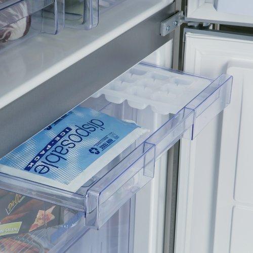 Kühlschrank schwarz von Severin Kühlgefrierkombination A++ - 6