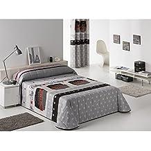 Edredón juvenil conforter cama de 90cm, hecho en España. Calidad superior.