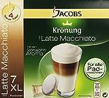 "Jacobs Kroenung Kaffeepads ""Latte Macchiato"""
