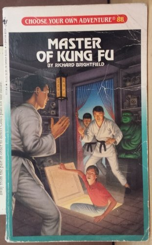 Master of Kung Fu (Choose Your Own Adventure) by Richard Brightfield (14-Jul-1989) Paperback