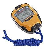 Runrain 3ROW100lap 1/1000S digitale sport cronometro contatore timer professionale Athletic