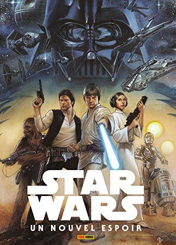 Star Wars Episode IV : Un nouvel espoir par Roy Thomas