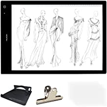 HUION LB3 420 x 300mm Negro tableta digitalizadora - Tableta gráfica (Alámbrico, 420 x 300 mm, LED, 855 cd / m², 4,6 W, 350 mm)