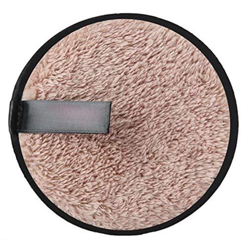 Noradtjcca 1 STÜCK Weiche Mikrofaser Make-Up Entferner Handtuch Tuch Pads Entferner Handtuch Gesichtsreinigung Make-Up Entferner Handtuch Klares Wasser Faul Gebrauch (Make-up-entferner Handtücher)