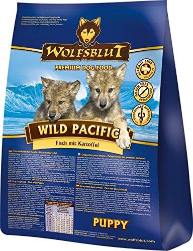Wolfsblut Wild Pacific Puppy, 1er Pack (1 x 2 kg)