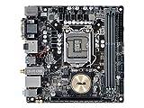 Asus H170I-Plus D3 Mainboard Sockel 1151 (Mini-ITX, Intel H170, DDR3 Speicher, USB 3.0)