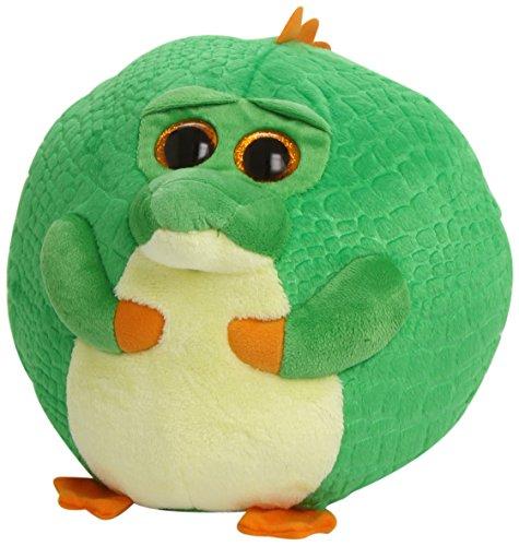 Ty Peluche boule Crocodile, 23 cm (United Labels 38555ty)