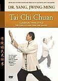 Tai Chi Chuan Classical Yang Style DVD (YMAA Tai Chi) Dr. Yang, Jwing-Ming (Region 0) [NTSC]