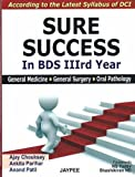 #5: Sure Success In Bds 3Rd Year(General Medicine,G.Surgery,G.Pathology)