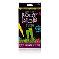 Boot Glow - Glow in the Dark Stickers - 1 Pack