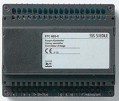 Preisvergleich Produktbild Siedle Etagencontroller ETC 602-0, 1543065