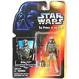 Star Wars Action Figur 69582 – Boba Fett mit abgesägtem Blastergewehr und Jet Pack