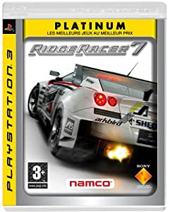Ridge Racer 7 - édition platinum