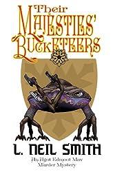 Their Majesties' Bucketeers ─ An Agot Edmoot Mav Murder Mystery