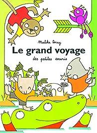 Le grand voyage des petites souris par Malika Doray
