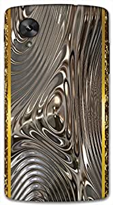 Timpax protective Armor Hard Bumper Back Case Cover. Multicolor printed on 3 Dimensional case with latest & finest graphic design art. Compatible with only Google Nexus-5. Design No :TDZ-20961