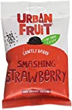 Urban Fruit Strawberry Snack 35 g (Pack of 14)