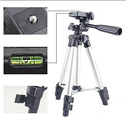 TechTest Tripods Universal Portable Camera Accessories Telescopic Mini Lightweight Tripod Stand