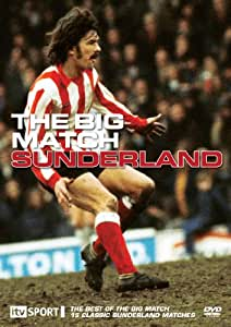 Sunderland: The Big Match [DVD]