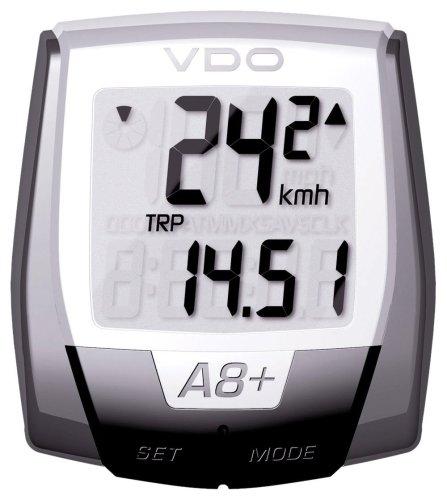 VDO A8+ - Ciclocomputador 8 Funciones