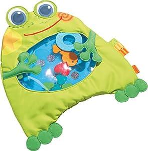 Haba 301467-Agua de spielmatte Rana, niño juguete