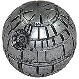 HighSupply Death Star Wars Design Siebgrinder 3-Teilig Metall-Gewürzmühle Silbergrau Barato