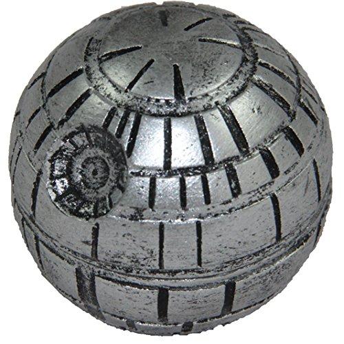 Star Geschenke Wars (HighSupply® Death Star Weed Grinder, Todesstern Crusher, Star Wars Design Siebgrinder 3-Teilig, Metall-Gewürzmühle, Fein/Pollenfilter, Reinigungspinsel,)