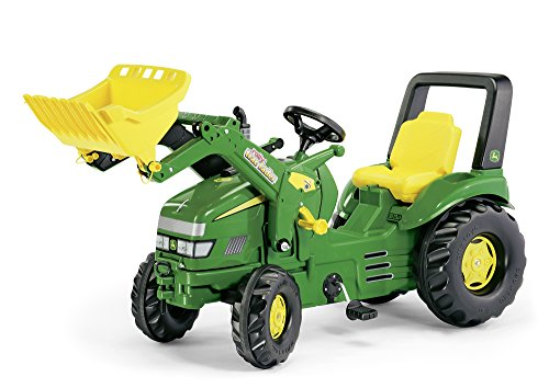 rolly toys 046638 - rolly X-Trac John Deere mit rollyTrac Loader