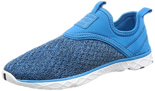 ALEADER 4562320452199 Leader Damen Amphibious Wasser Strand Schuhe Sneaker, Blau
