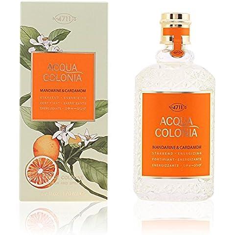 ACQUA COLONIA Mandarina & Cardamomo Eau De Cologne splash&spray 170 ml ORIGINAL