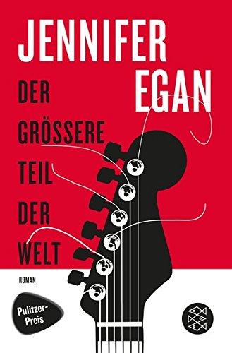 Buchcover Der grössere Teil der Welt: Roman