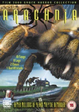 Arachnia [DVD] by Rob Monkiewicz