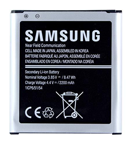 Akku für Samsung Galaxy Xcover 3 | Li-Ion Ersatzakku mit 2200mAh | Samsung Original-Zubehör | inkl. Displaypad