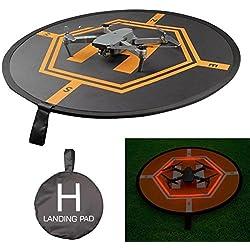 Remote Control Helicopter Landing Pad Covermason Landing Pad hélisurface imperméable pliable Portable pour DJI fantôme 4 3 Pro Mavic