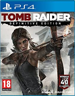 Tomb Raider - Definitive Edition [import anglais] by Ps4 (B00H8IVL6O) | Amazon price tracker / tracking, Amazon price history charts, Amazon price watches, Amazon price drop alerts