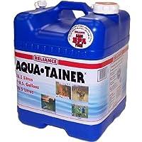 Reliance La dependencia de los productos Aqua-Tainer 7 Gallon Container Agua rígido