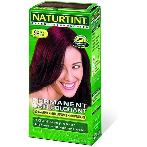 Naturtint Hair Dye Fire Red 170ml