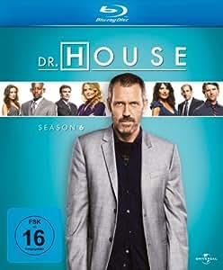 Dr. House - Season 6 [Blu-ray]