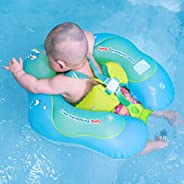 Free Swimming Baby Inflatable Baby Swimming Float Ring Children Waist Float Ring Inflatable Floats Pool Toys S
