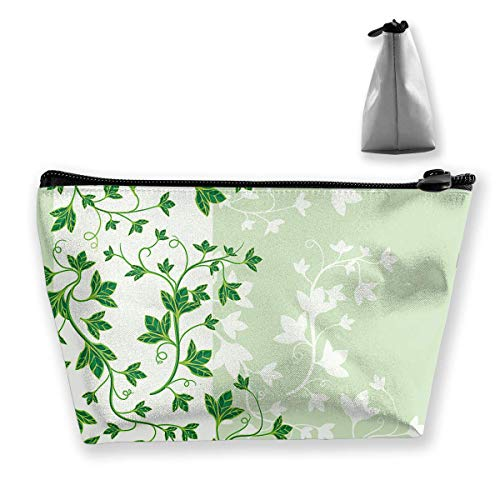 Beautiful Poison Ivy Womens Travel Cosmetic Bag Portable Toiletry Brush Storage Stylish Pen Pencil Bags Accessories Sewing Kit Pouch Makeup Carry Case (Poison Ivy Make-up)