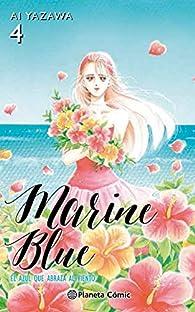 Marine Blue - Número 4 par Ai Yazawa