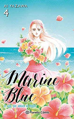 Marine Blue nº 04/04 (Manga Shojo)