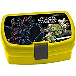 Portamerenda Star Wars colore Giallo.