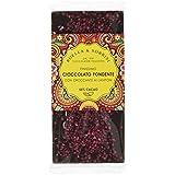 Boella & Sorrisi Tablette Chocolat Noir et Framboises 100 g - Lot de 3
