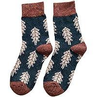 Sungpunet 5pairs caldo calzini del bambino morbida Newborn caviglia calzettoni Squisito Infant Calzini di cotone per lautunno e linverno Pink Star regalo per linverno da 0 a 6 mesi