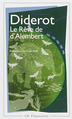 Le Rêve de d'Alembert par Diderot
