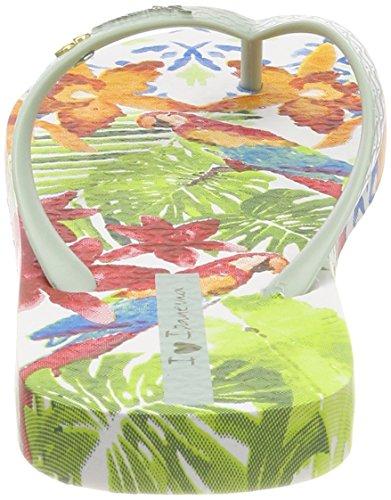 Separatore Ipadema Per Donna Estate Estate Fem Multicolore (bianco / Verde)
